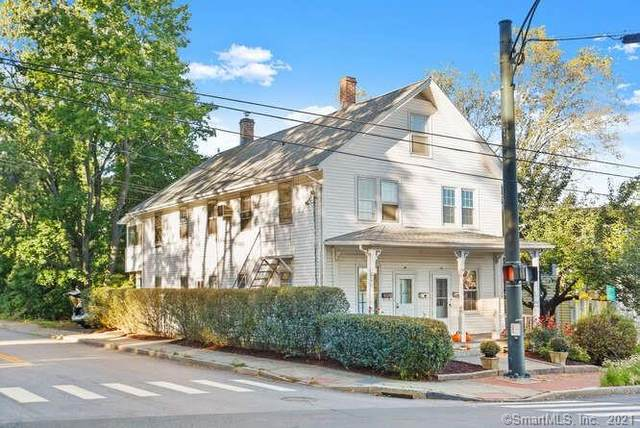 56 Main Street, New Canaan, CT 06840 (MLS #170443995) :: Around Town Real Estate Team