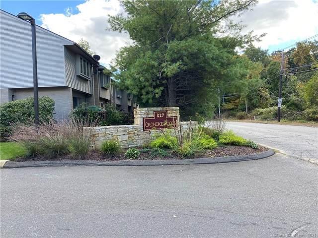 827 Oronoke Road 9-5, Waterbury, CT 06708 (MLS #170444002) :: Michael & Associates Premium Properties | MAPP TEAM