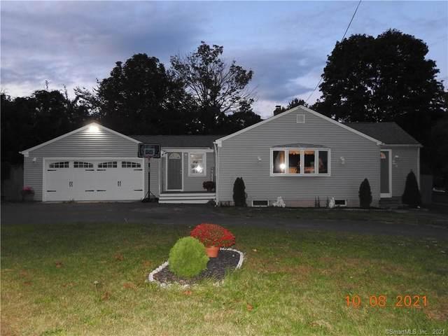 85 Pinski Drive, Branford, CT 06405 (MLS #170444003) :: Chris O. Buswell, dba Options Real Estate