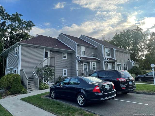 53 Brushy Plain Road 1E, Branford, CT 06405 (MLS #170444005) :: Chris O. Buswell, dba Options Real Estate