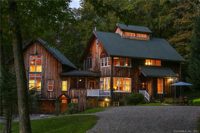 69 Studio Hill Road, Kent, CT 06757 (MLS #170444015) :: Chris O. Buswell, dba Options Real Estate