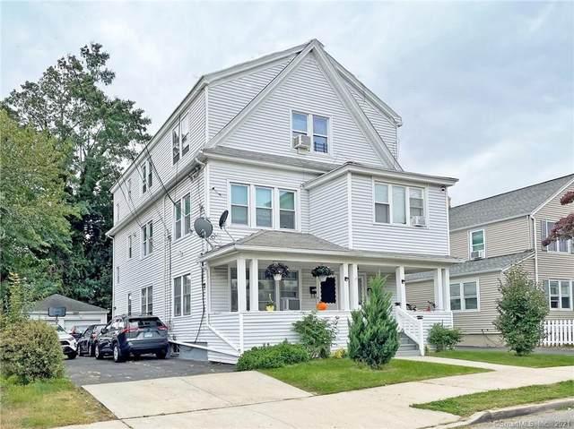 135 Princeton Street, Bridgeport, CT 06605 (MLS #170444020) :: Michael & Associates Premium Properties   MAPP TEAM