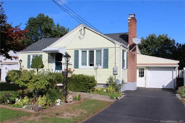 154 Randal Avenue, West Hartford, CT 06110 (MLS #170444055) :: Michael & Associates Premium Properties   MAPP TEAM