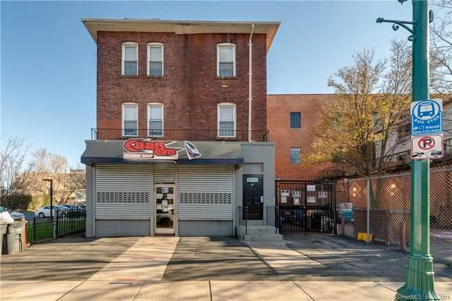 804 Broad Street, Hartford, CT 06106 (MLS #170444093) :: Chris O. Buswell, dba Options Real Estate