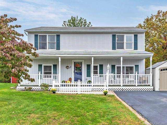 35 Grapevine Lane, Berlin, CT 06037 (MLS #170444159) :: The Higgins Group - The CT Home Finder