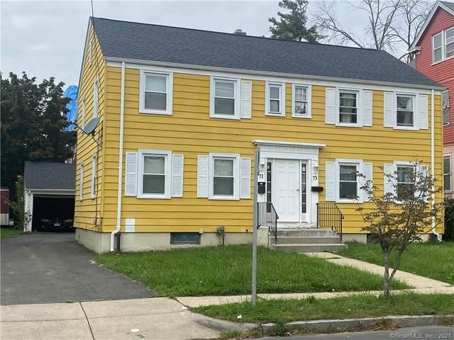 71 Milford Street, Hartford, CT 06112 (MLS #170444169) :: Michael & Associates Premium Properties   MAPP TEAM