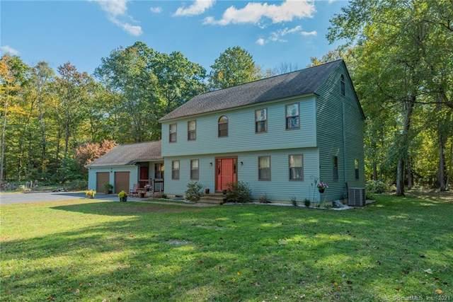 54 Millington Road, East Haddam, CT 06423 (MLS #170444194) :: Chris O. Buswell, dba Options Real Estate