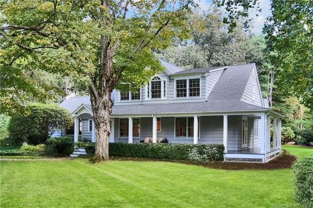 140 Easton Road, Westport, CT 06880 (MLS #170444214) :: Chris O. Buswell, dba Options Real Estate