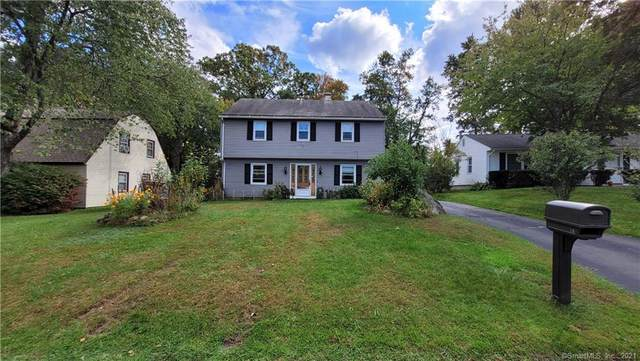 16 Grove Place, Danbury, CT 06810 (MLS #170444220) :: Chris O. Buswell, dba Options Real Estate