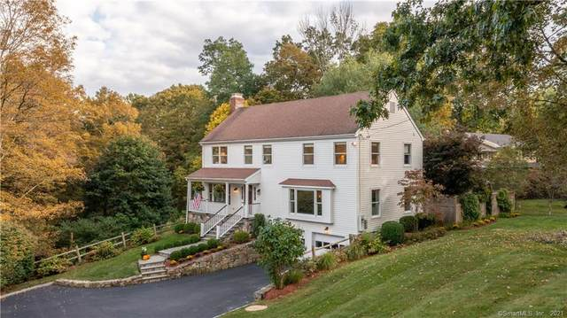 45 Mimosa Court, Ridgefield, CT 06877 (MLS #170444225) :: Tim Dent Real Estate Group