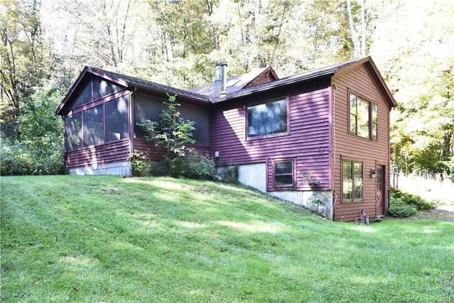 51 Old Hawleyville Road, Newtown, CT 06470 (MLS #170444232) :: Linda Edelwich Company Agents on Main