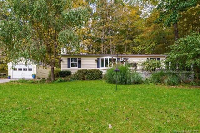 21 Deerfield Drive, Ashford, CT 06278 (MLS #170444292) :: Michael & Associates Premium Properties | MAPP TEAM