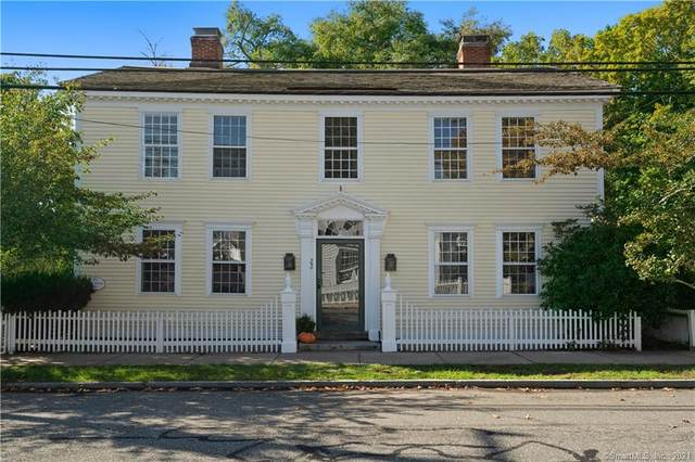 22 Main Street, Essex, CT 06426 (MLS #170444305) :: Chris O. Buswell, dba Options Real Estate