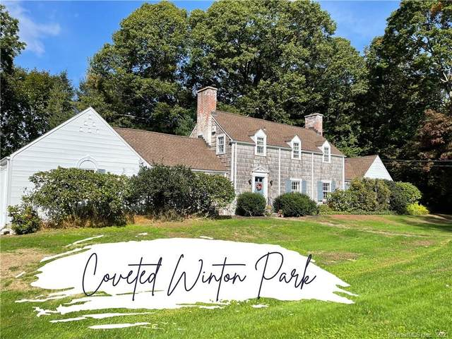 212 Brookbend Road, Fairfield, CT 06824 (MLS #170444309) :: Chris O. Buswell, dba Options Real Estate