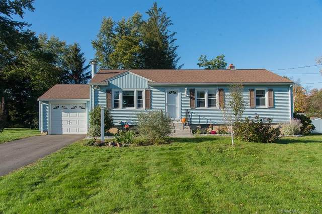 60 Lewis Road, Cheshire, CT 06410 (MLS #170444312) :: Around Town Real Estate Team