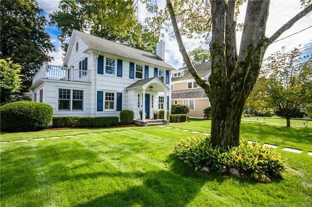 153 Holmes Avenue, Darien, CT 06820 (MLS #170444338) :: Around Town Real Estate Team