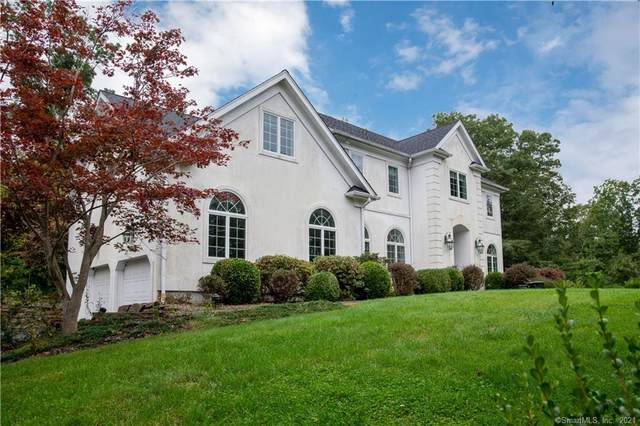 17 Farm Field Ridge Road, Newtown, CT 06482 (MLS #170444344) :: The Higgins Group - The CT Home Finder