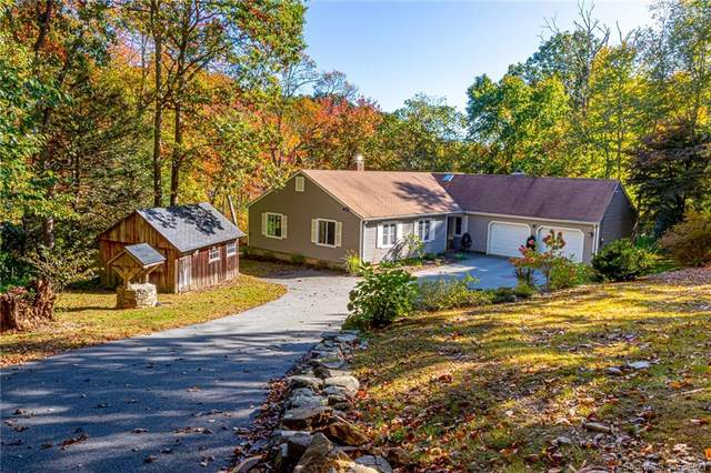 333 Chesterfield Road, East Lyme, CT 06333 (MLS #170444355) :: Next Level Group