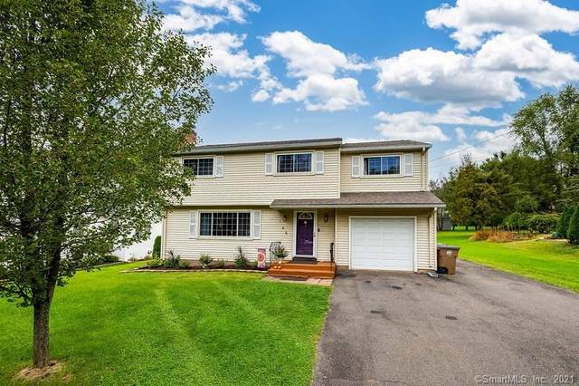 146 Center Road, Vernon, CT 06066 (MLS #170444358) :: Chris O. Buswell, dba Options Real Estate