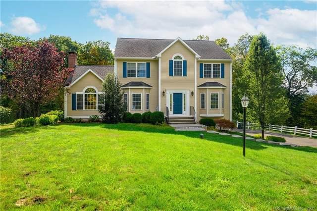 32 Woodbine Lane, Newtown, CT 06470 (MLS #170444371) :: Chris O. Buswell, dba Options Real Estate