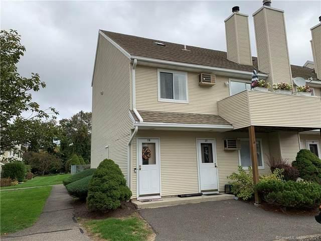 136 Pembroke Road 4-27, Danbury, CT 06811 (MLS #170444394) :: Chris O. Buswell, dba Options Real Estate