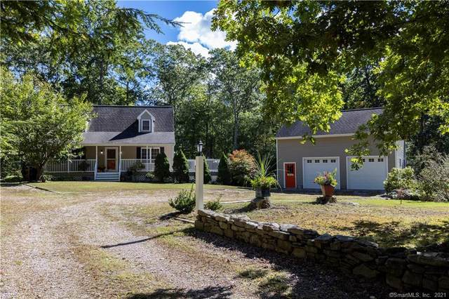 410 Denison Hill Road, North Stonington, CT 06359 (MLS #170444400) :: Michael & Associates Premium Properties   MAPP TEAM