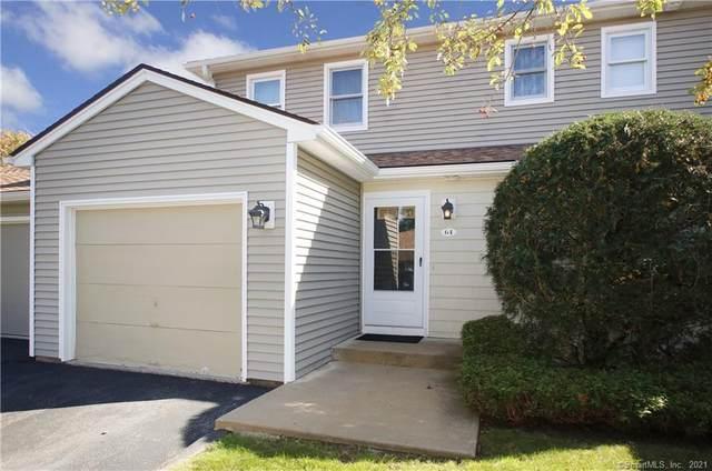 64 Brookside Village #64, Enfield, CT 06082 (MLS #170444436) :: NRG Real Estate Services, Inc.