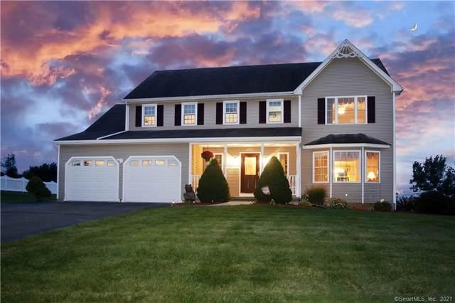 12 Highland Avenue, Ellington, CT 06029 (MLS #170444453) :: NRG Real Estate Services, Inc.