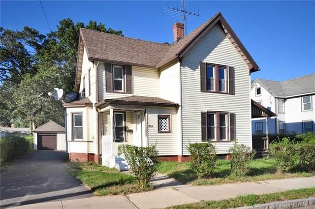 284 Burnside Avenue, East Hartford, CT 06108 (MLS #170444469) :: Chris O. Buswell, dba Options Real Estate