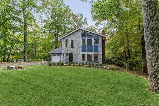 72 Hunting Ridge Road, Stamford, CT 06903 (MLS #170444470) :: Tim Dent Real Estate Group