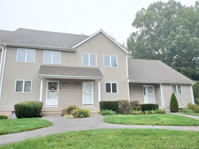 8 Sunrise Circle #8, Newington, CT 06111 (MLS #170444471) :: Alan Chambers Real Estate