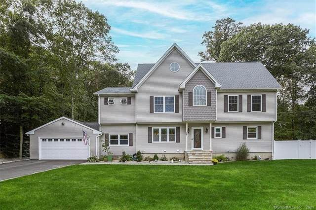 34 Quaker Place, Milford, CT 06460 (MLS #170444520) :: Realty ONE Group Connect