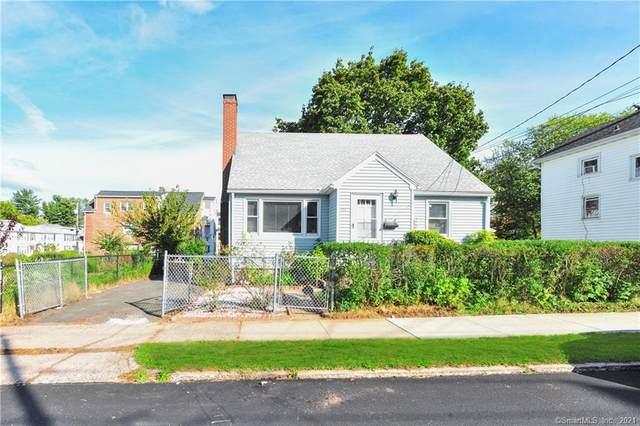 141 Chapman Street, New Britain, CT 06051 (MLS #170444523) :: Tim Dent Real Estate Group