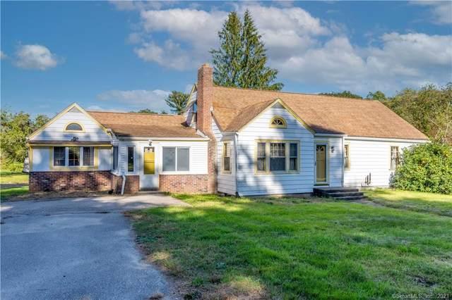 484 Wylie School Road, Voluntown, CT 06384 (MLS #170444528) :: Michael & Associates Premium Properties | MAPP TEAM