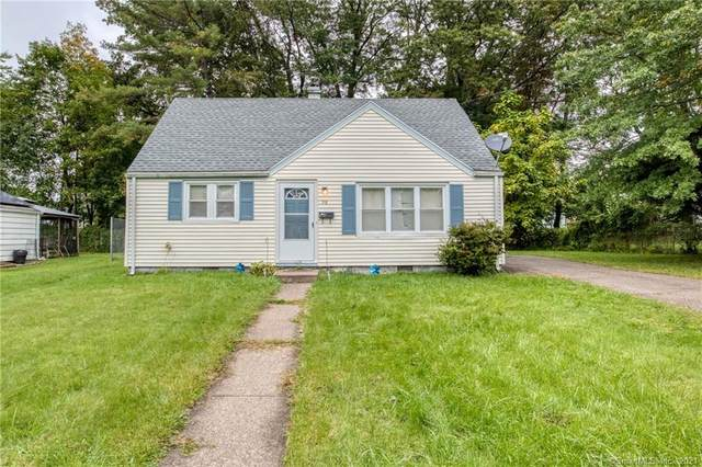 98 E Harold Street, Bloomfield, CT 06002 (MLS #170444529) :: NRG Real Estate Services, Inc.