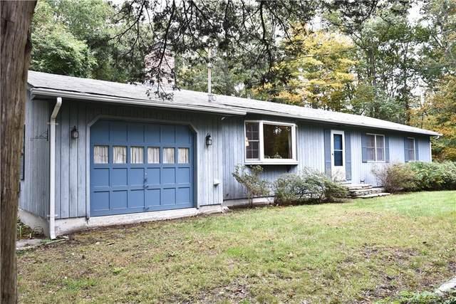 170 Cossaduck Hill Road, North Stonington, CT 06359 (MLS #170444531) :: Michael & Associates Premium Properties | MAPP TEAM
