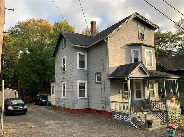 24 Driggs Street, Waterbury, CT 06704 (MLS #170444544) :: Michael & Associates Premium Properties   MAPP TEAM