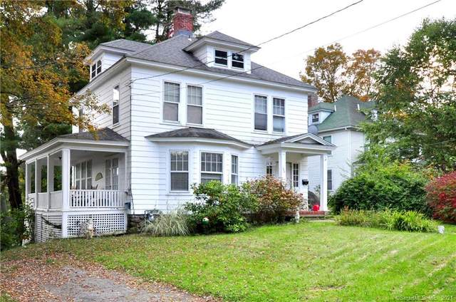 160 Hinsdale Avenue, Winchester, CT 06098 (MLS #170444583) :: Chris O. Buswell, dba Options Real Estate