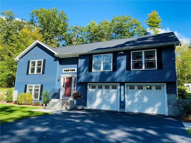 723 Quaddick Town Farm Road, Thompson, CT 06277 (MLS #170444589) :: Chris O. Buswell, dba Options Real Estate