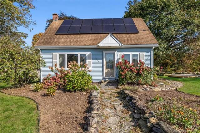 163 Pautipaug Hill Road, Sprague, CT 06330 (MLS #170444592) :: Chris O. Buswell, dba Options Real Estate