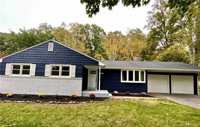 634 Stone Road, Windsor, CT 06095 (MLS #170444597) :: Michael & Associates Premium Properties | MAPP TEAM