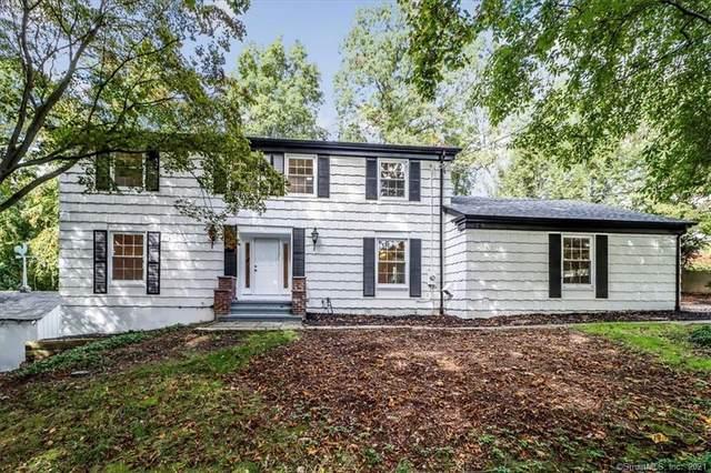 4 Tulip Tree Lane, Norwalk, CT 06851 (MLS #170444608) :: Michael & Associates Premium Properties | MAPP TEAM