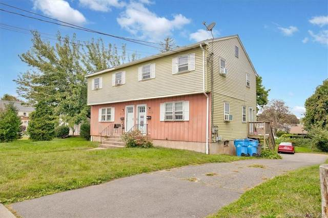 175 W Center Street, Manchester, CT 06040 (MLS #170444612) :: Chris O. Buswell, dba Options Real Estate