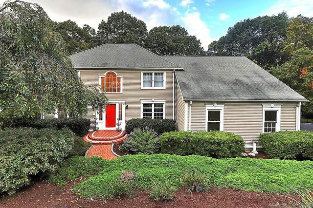 667 Aspen Lane, Orange, CT 06477 (MLS #170444619) :: Tim Dent Real Estate Group
