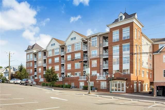 850 E Main Street #418, Stamford, CT 06902 (MLS #170444628) :: Michael & Associates Premium Properties | MAPP TEAM