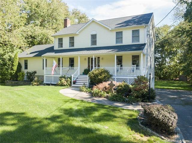 11 Falcon Lane, Shelton, CT 06484 (MLS #170444671) :: Grasso Real Estate Group