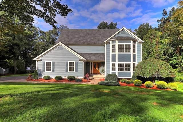335 Laurelwood Road, Orange, CT 06477 (MLS #170444725) :: Chris O. Buswell, dba Options Real Estate