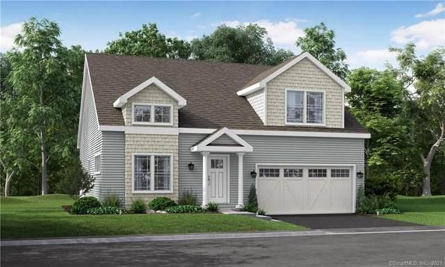 15 Newbury Court #46, North Haven, CT 06473 (MLS #170444763) :: Tim Dent Real Estate Group