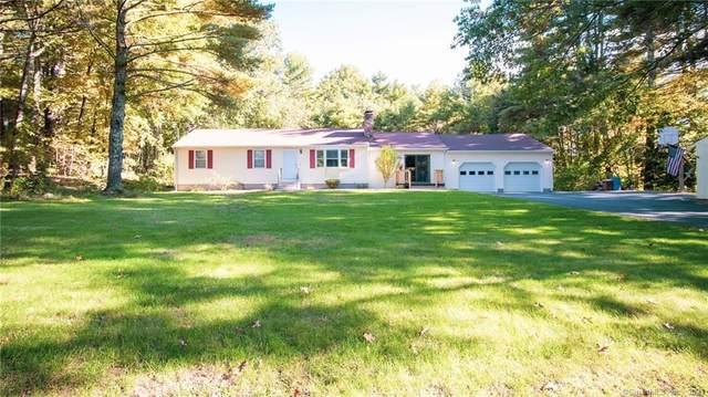 321 Quaddick Town Farm Road, Thompson, CT 06277 (MLS #170444815) :: Michael & Associates Premium Properties | MAPP TEAM