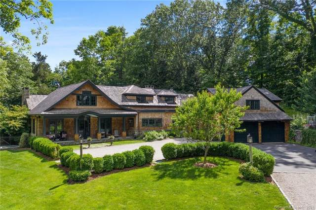 38 Canoe Hill Road, New Canaan, CT 06840 (MLS #170444842) :: Around Town Real Estate Team